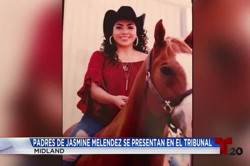 La familia de Jasmine Melendez se presento ante el tribunal por reclamos de acecho