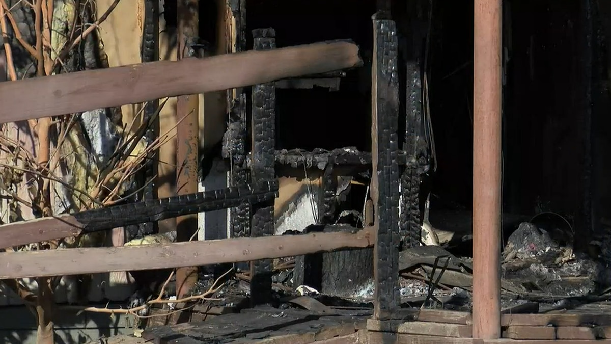 A Midland family is thankful to be alive after narrowly escaping a house fire early Saturday...