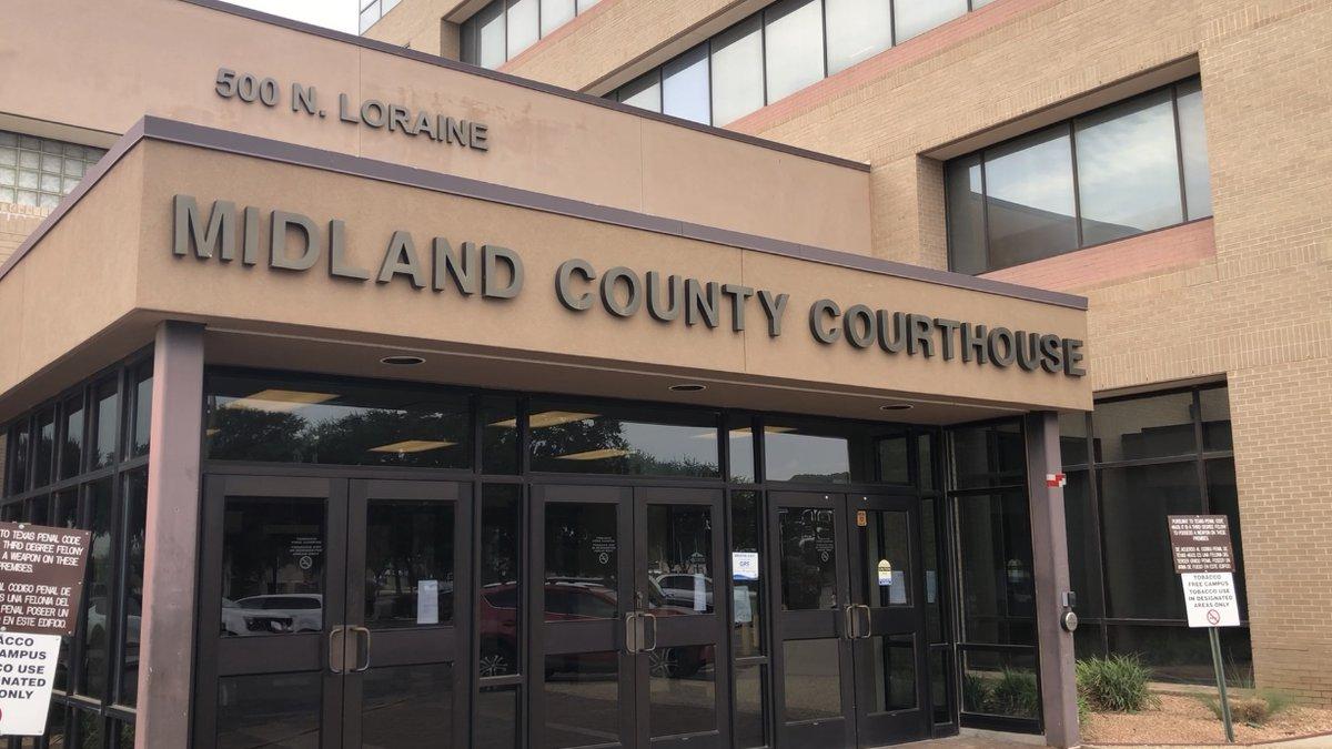 midland county courthouse