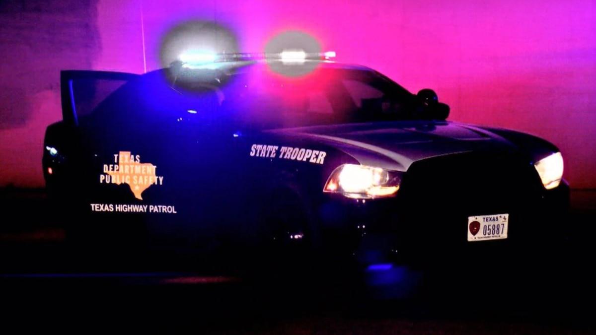 Vehículo patrulla del Departamento de Seguridad Pública de Texas.
